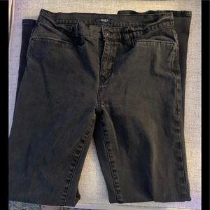 CHAPS Black Jeans